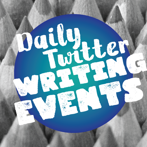 Daily Twitter Writing Events