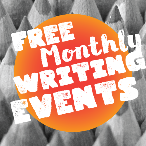 Monthly Online Writing Events