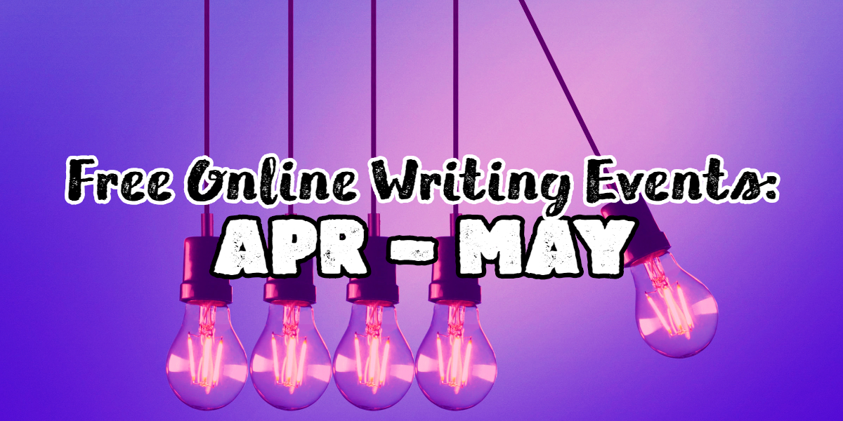Free Writing Contests and Events: April 2019