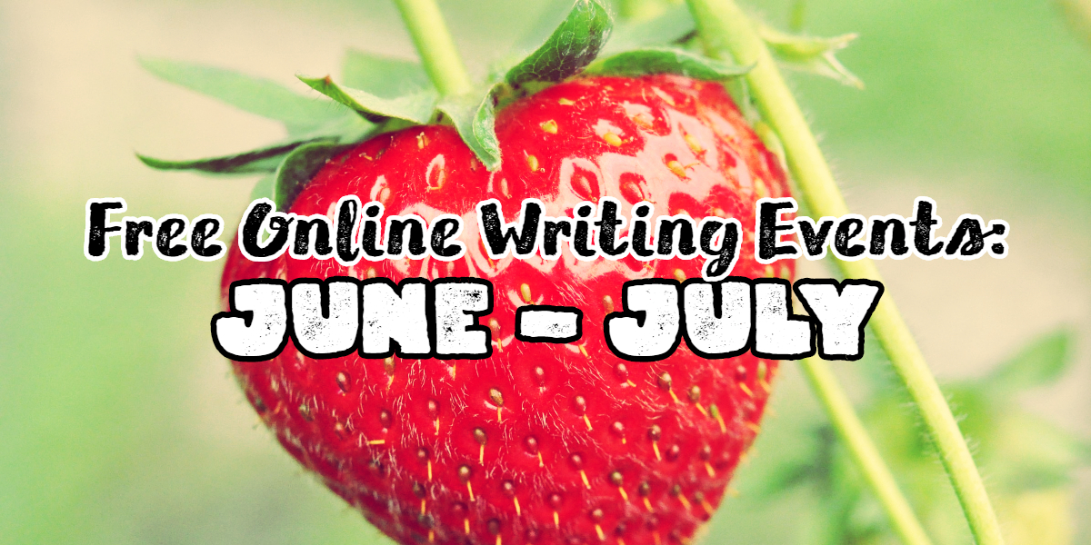 Free Writing Contests and Events: June 2019