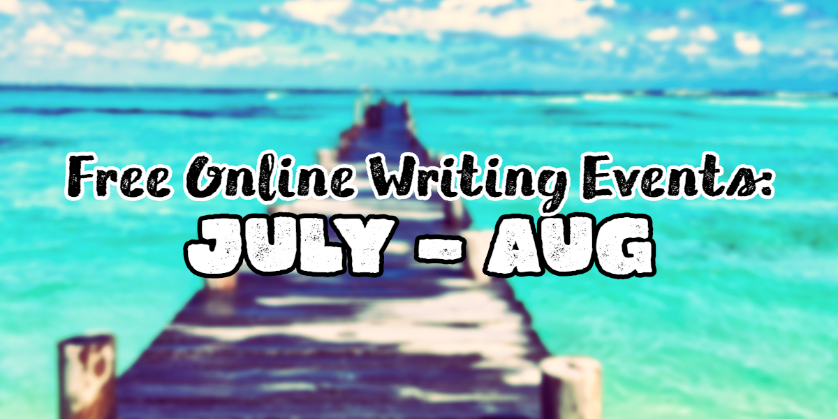 Free Writing Contests and Events: July 2019