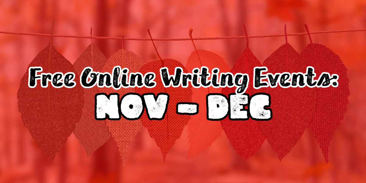 Free Writing Contests and Events: November 2019
