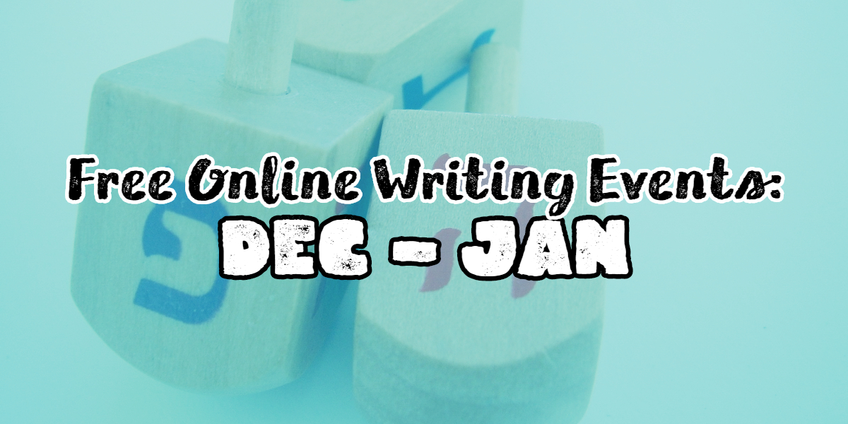 Free Writing Contests and Events: December 2019