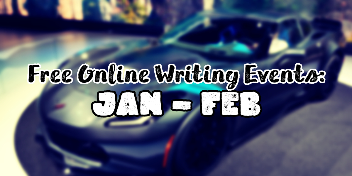 Free Writing Contests and Events: January 2020