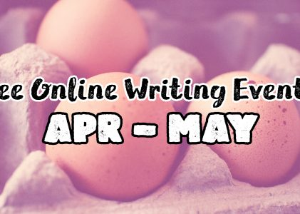 Free Writing Contests and Events: April 2020