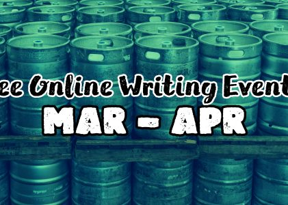 Free Writing Contests and Events: March 2020